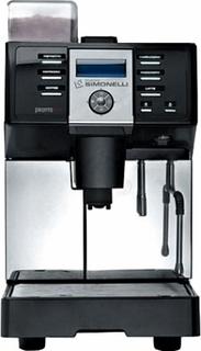 Кофемашина-автомат NUOVA SIMONELLI Prontobar 1 Grinder black заливная