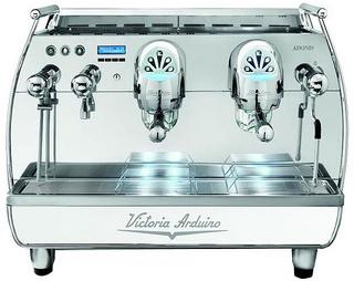 Кофемашина Victoria Arduino ADONIS+ 2G SteeLux