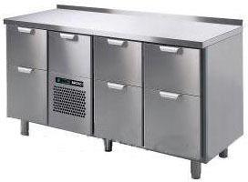 Стол холодильный Skycold GNH-1-СD-2-2+SP18413