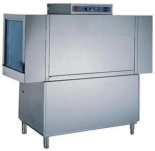 Тоннельная посудомоечная машина Dihr AX240DX+EP+kitdis+collar