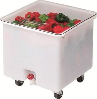 Контейнер передвижной для овощей Cambro CC32