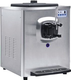 Фризер для мягкого мороженого JEJU BQ118AP