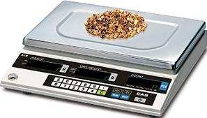 Весы счётно-порционные CAS CS-2,5
