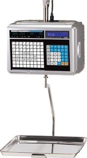 Торговые электронные весы самообслуживания CAS CL5000J-15 IH TCP-IP