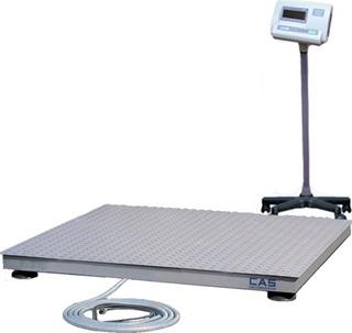 Платформенные весы CAS R-1000