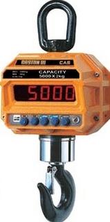 Крановые весы CAS Caston-III 20 THD TW-100 (TWN)