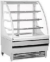 Витрина холодильная Norpe SAGA-130-90-M-STS