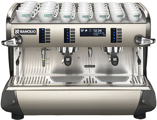 Кофемашина Rancilio Classe 10 USB 2 gr