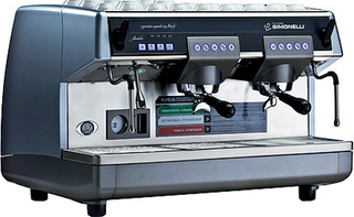 Кофемашина-автомат NUOVA SIMONELLI Aurelia 2 T3 Black 2Gr V