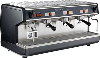 Кофемашина-автомат NUOVA SIMONELLI Aurelia 2 T3 Black 3Gr V