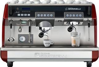 Кофемашина-полуавтомат NUOVA SIMONELLI Aurelia 2 T3 Red 2Gr Sem