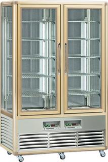 Витрина холодильная Tecfrigo SNELLE 700 G