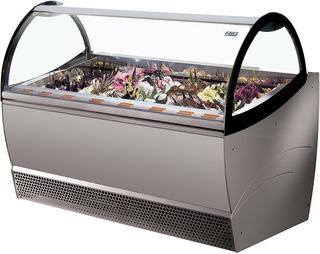 Витрина для мороженого Isa Millennium SP 24 A