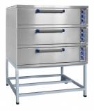 Шкаф пекарский электрический трехсекционный ЭШ-3К