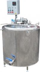 Комплект оборудования для приготовления, пастеризации и охлаждения рассолов и маринадов С-0806, произв. 140 л/ч