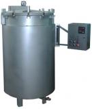 Комплект оборудования для фасовки и стерилизации мясных консервов (стекло)