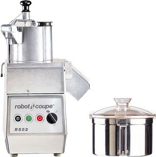 Кухонный процессор (куттер-овощерезка) Robot Coupe R502 (8 ножей)