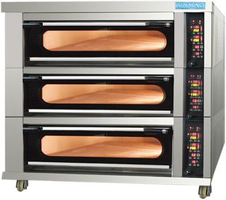 Печь хлебопекарная SINMAG SK-P933G