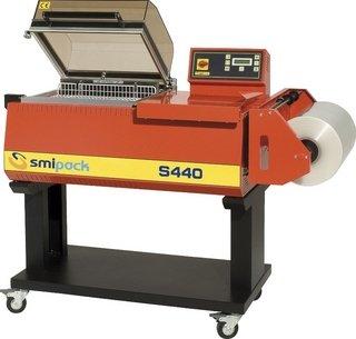 Термоусадочная упаковочная машина камерного типа SmiPack S-440
