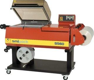 Термоусадочная упаковочная машина камерного типа SmiPack S-560
