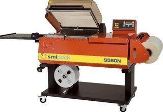 Термоусадочная упаковочная машина камерного типа SmiPack S-560N