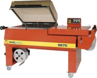 Термоусадочная упаковочная машина камерного типа SmiPack S-870