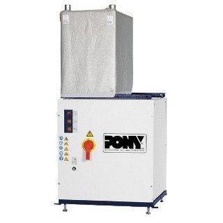 Парогенератор PONY GE 50 с баком для конденсата 100л