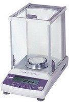 Весы электронные лабораторные CAS CAUW-120D