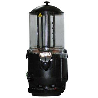 Аппарат для приготовления горячего шоколада Starfood 10L (черный)