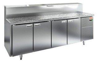 Стол охлаждаемый для пиццы HICOLD PZ2-1111/GN (1/6) гранит