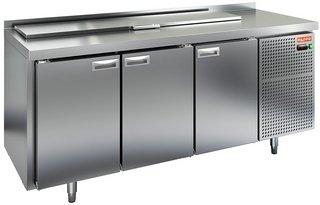 Стол охлаждаемый для салатов HICOLD SL1-111GN (крышка)