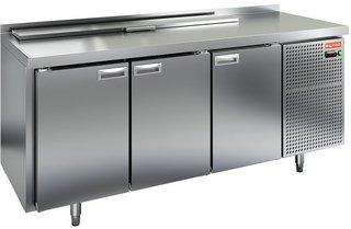 Стол охлаждаемый для салатов HICOLD SL2-111GN (крышка)