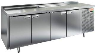 Стол охлаждаемый для салатов HICOLD SL2-1111GN (крышка)