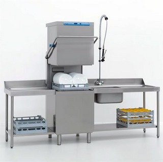 Купольная посудомоечная машина Elettrobar River 282