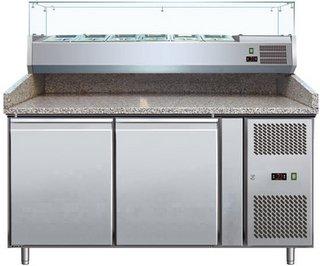 Стол охлаждаемый для пиццы Cooleq PZ2600TN-VRX380