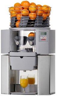 Автоматическая соковыжималка для цитрусовых Zummo Z14