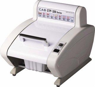 Упаковочная машина для запайки лотков CAS СТР-320 (Q14)
