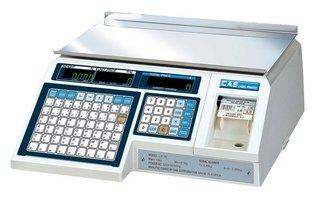 Весы электронные CAS LP-6 (ver. 1.6)