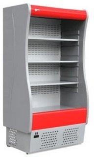 Стеллаж холодильный Полюс 100
