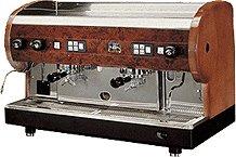 Кофеварка автомат C.M.A. Astoria LISA R SME/2