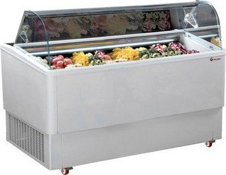 Витрина для мороженого Koreco Samoa 7V