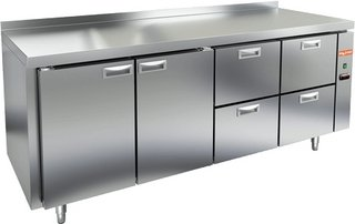 Стол морозильный HICOLD GN 1122/BT P