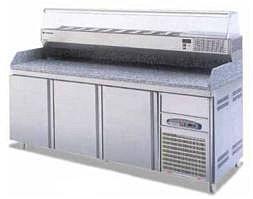 Стол холодильный пиццерийный Coreco MR-80-200 P