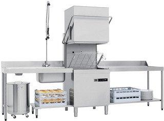 Купольная посудомоечная машина Apach AC990
