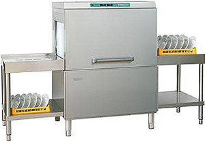 Тоннельная посудомоечная машина компактная Elframo ETS 15