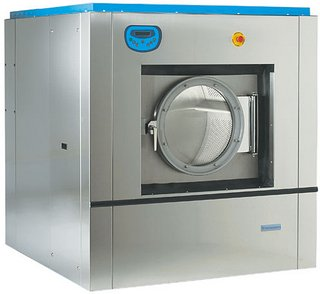 Высокоскоростная стиральная машина IMESA LM 70 M (пар)