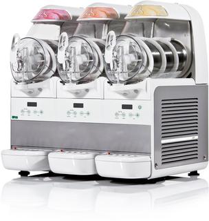Фризер для мороженого Bras B-Cream 3 L K (подсветка, ключ)