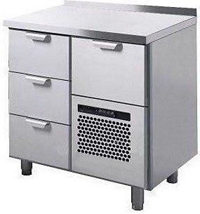 Стол холодильный Skycold GNH-3-CD+SP18406(4)+SP18