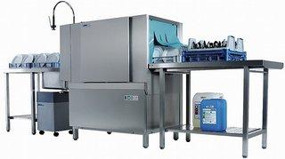 Тоннельная посудомоечная машина Winterhalter STR 110
