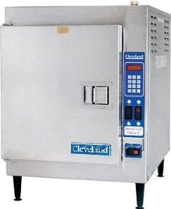 Печь пароварочная электрическая конвекционная Cleveland 21CET16+VOS3+ETC
